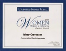 Mary Cummins Real Estate Appraiser Award